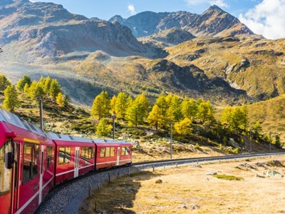 BERNINA EXPRESS E LIVIGNO